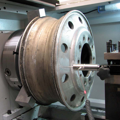 wheel repair cnc lathe machine