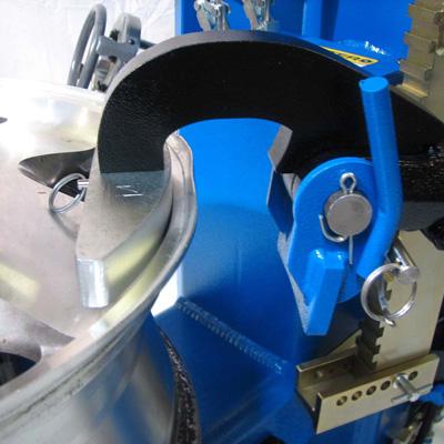 alloy wheel straightener