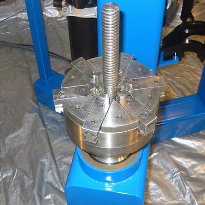 alloy wheel repair equipment