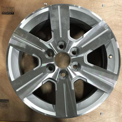 diamond cut wheel machine