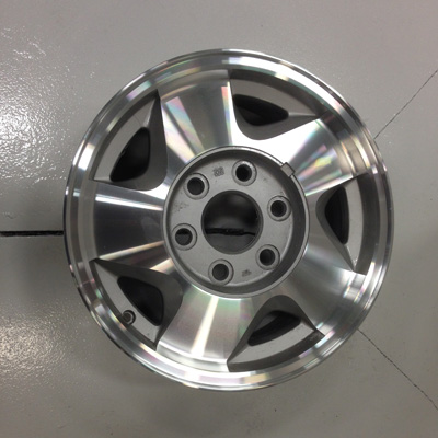 wheel repair CNC diamond cut toolholder