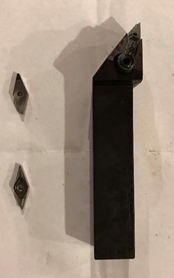 diamond cutting toolholder