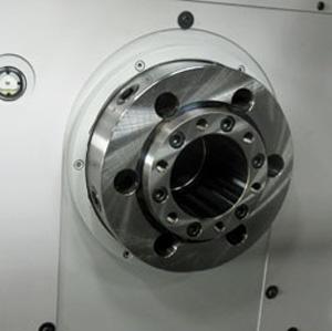 Alloy Wheel Repair MCNC Machine