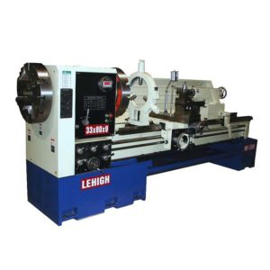 manual lathe - oil country lathe