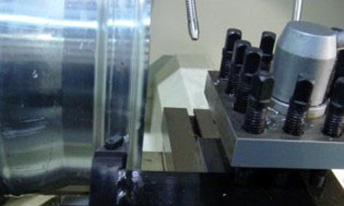 wheel repair cnc machine-lip cutting tool