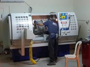 alloy wheel repair tools
