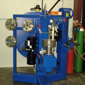 hydraulic alloy wheel straightening equipment