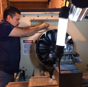 alloy wheel repair CNC machine