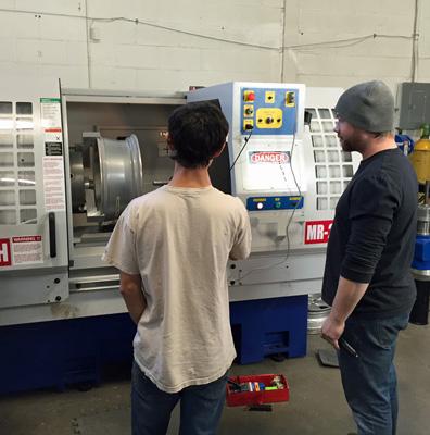 diamond cut cnc wheel lathe machine