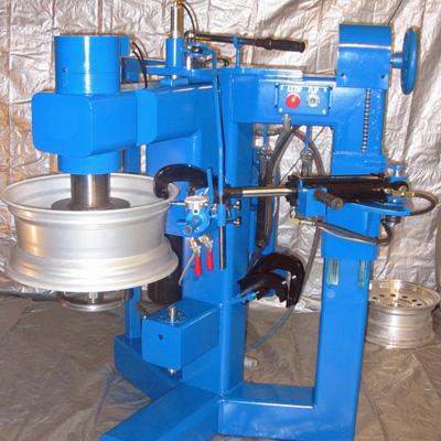 wheel straightening euipment