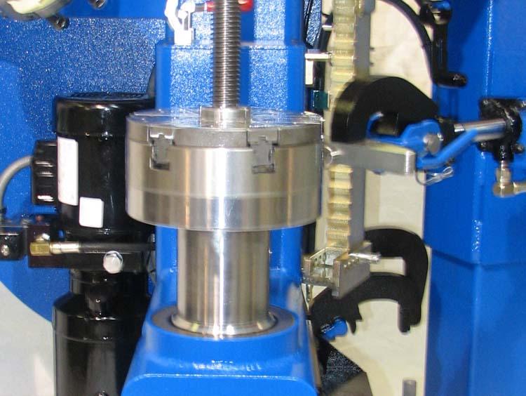 Wheel straightener