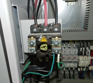 Elctric power switch