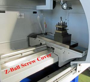Z ball screw cover